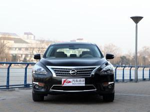 2014海西汽博会 天籁公爵优惠1.70万元