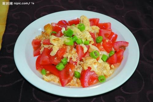 盘点西红柿炒蛋的9大功效